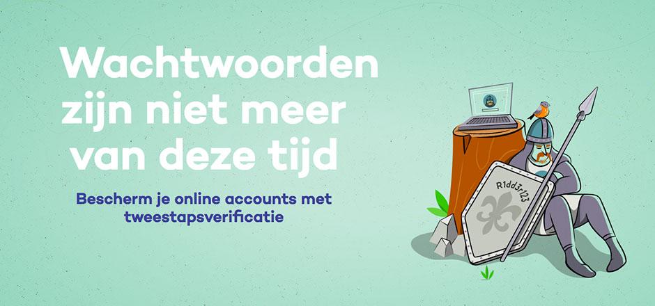 Bescherm je online accounts met tweestapsverificatie